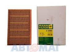 Фильтр воздушный MANN C 2589