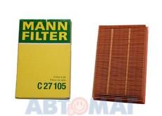 Фильтр воздушный MANN C 27 105