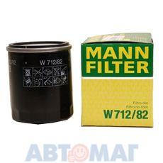 Фильтр масляный MANN W 712/82