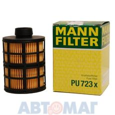 Фильтр топливный MANN PU 723 x