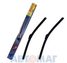 Комплект щеток стеклоочистителя BOSCH Aerotwin AR605S - 600мм + 350мм (3 397 007 504)