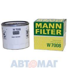 Фильтр масляный MANN W 7008