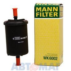 Фильтр топливный MANN WK 6002
