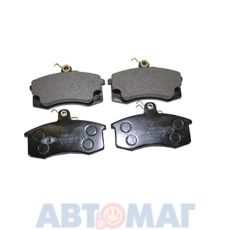 Колодки тормозные ВАЗ 2110-12/1118/2170 передние без датчика АвтоВАЗ (к-т 4 шт.)