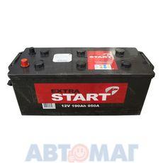 Аккумулятор грузовой EXTRA START - 190 А/ч 950 А +D
