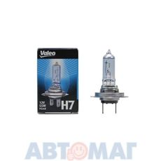 Автолампа VALEO Blue Effect H7 55W 12V 032521