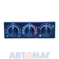 Контроллер управления отопителем ВАЗ 2170 АВТЭЛ 1343.3854