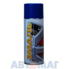 Эмаль алкидная для суппортов синяя аэрозоль KUDO 520мл