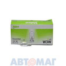 Автолампа VALEO W3W 12V 032209
