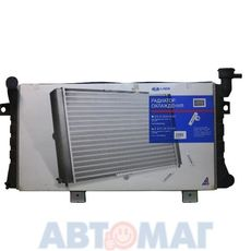Радиатор охлаждения ВАЗ 21214 (инж.) алюм. ДААЗ