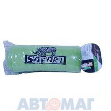 "Подушка на ремень безопасности ""Safari"", зеленая WALSER"