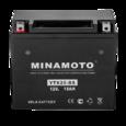 Аккумулятор мото MINAMOTO YTX20-BS (2017 г.)