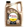 Масло моторное TOTAL Quartz 9000 5w40 4л синтетическое