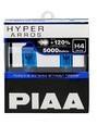 Комплект автоламп PIAA H4 55W 12V 5000K