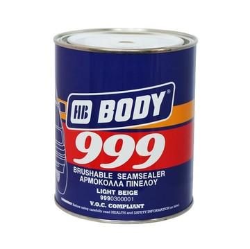 Герметик BODY 999 герметизирующий и заполняющий состав на основе каучука (1.0 л.)