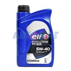 Масло моторное Elf Evolution 900 SXR 5w40 1л синтетическое