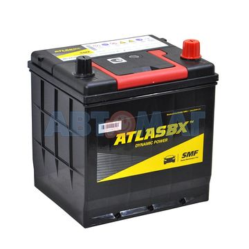 Аккумулятор ATLAS 50e MF50D20L -50Ah