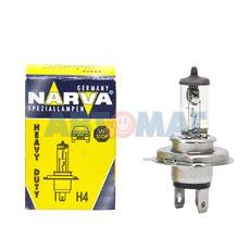 Автолампа NARVA H4 60/55W 48888 HD