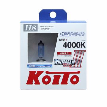 Комплект автоламп Koito Whitebeam H8 35W