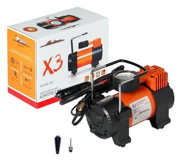 Автомобильный компрессор Airline X3 CA-040-15S