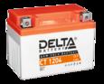 Аккумулятор мото DELTA CT1204 YTX4L-BS