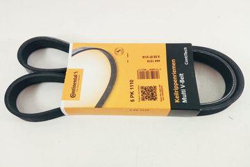 Ремень поликлиновой Contitech 5PK1110 ( Renault Logan/Symbol/Sandero/Lada largus) 8v с Г/У без А/С