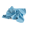 Салфетка для стекол голубая 40x40см