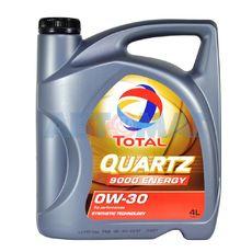 Масло моторное TOTAL Quartz Energy 9000 0w30 4л синтетическое
