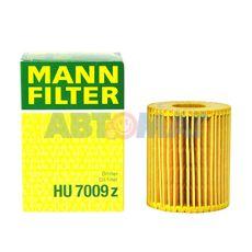 Фильтр масляный MANN HU 7009 z
