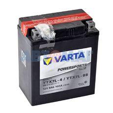 Аккумулятор мото VARTA 506 014 005