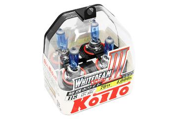 Комплект автоламп Koito Whitebeam H8 35W 12V