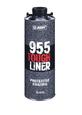 Сверхпрочное защитное покрытие BODY 955 TOUGH LINER чёрное 9550200001 (0.6 л.)