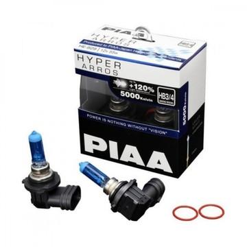 Комплект автоламп PIAA HB3/HB4 55W 12V 5000K