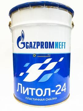Литол -24 Газпромнефть (18кг)