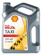 Масло моторное SHELL Helix Taxi 5w40 SN+ A3/B3 4л синтетическое