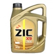 Масло моторное ZIC X9 5w40 4л синтетическое