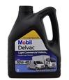 Масло моторное Mobil Delvac Light Commercial Vehicle 10w40 4л полусинтетическое
