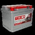 Аккумулятор MUTLU 60 L2.60.054.B  MUTLU -12V 60 Ah 540 (EN)