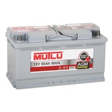 Аккумулятор MUTLU 95e AGM L5.95.090.A  MUTLU  -12V 95 Ah 900 (EN)