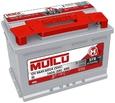Аккумулятор MUTLU 66e LB3.66.056.A  MUTLU -12V 66 Ah 560 (EN)