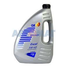 Масло моторное Q8 Formula Excel 5w40 4л синтетическое