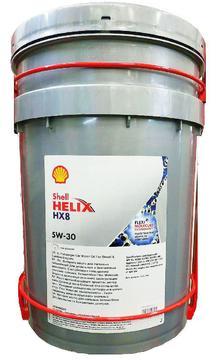 Масло моторное Shell Helix HX8 5W30 1л синтетическое (в розлив)