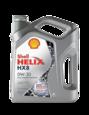 Масло моторное Shell Helix HX8 0W30 4л синтетическое
