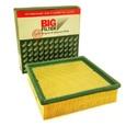 Фильтр воздушный Big Filter GB-9597C на ВАЗ 2110-2112 (инжектор) (C 22 117)