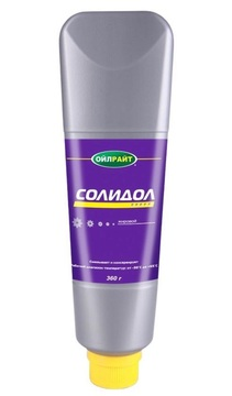 Смазка Солидол-Ж (360 гр) Oil Right