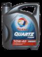 Масло моторное TOTAL Quartz D 7000 10w40 4 литра полусинтетическое