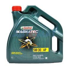Масло моторное Castrol Magnatec AP 5w30 4л синтетическое