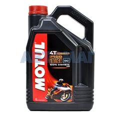 Масло моторное Motul 7100 4T 10w30 4л синтетическое
