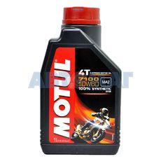 Масло моторное Motul 7100 4T 10w60 1л синтетическое