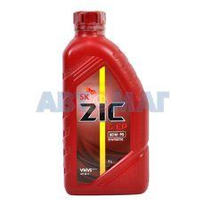 Масло трансмиссионное ZIC G-EP 80w90 GL-4 1л полусинтетическое